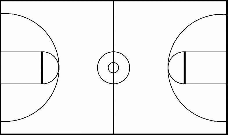 Pygraphics inc for Basketball floor layout