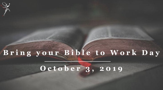 Bible to work day